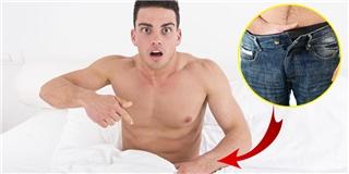 """Những tật xấu của nam giới ảnh hưởng cực lớn đến sức khỏe """"cậu nhỏ"""""""