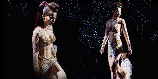 Cơ bụng  6 múi  của Thu Minh khiến chị em ghen tỵ - Tin sao Viet - Tin tuc sao Viet - Scandal sao Viet - Tin tuc cua Sao - Tin cua Sao