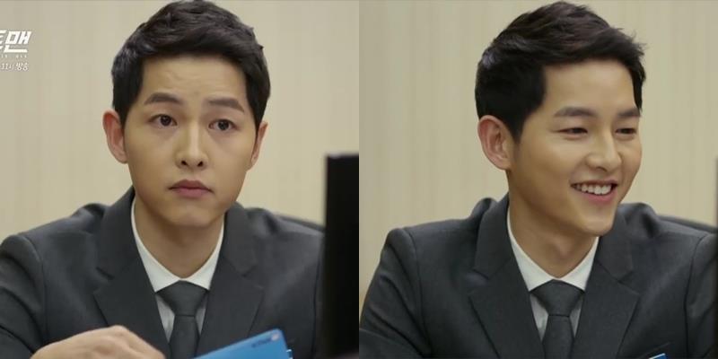 """yan.vn - tin sao, ngôi sao - Dù chỉ xuất hiện chớp nhoáng, Song Joong Ki vẫn khiến các fan """"đổ gục"""""""