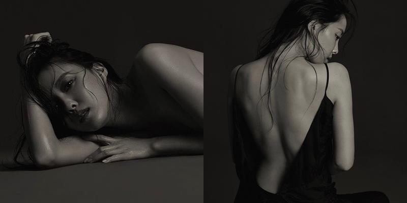 Fan xịt máu mũi với hình ảnh khoe ngực trần quyến rũ của Hyomin T-ARA