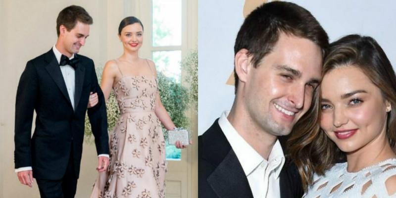 """Giàu """"nứt vách"""", Miranda Kerr và tỉ phú trẻ vẫn làm đám cưới đơn sơ"""