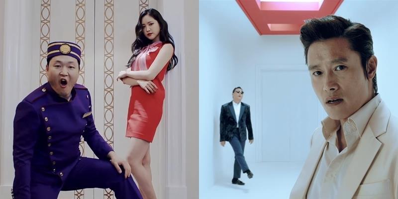 Netizen Hàn nói gì về 2 MV mới hoành tráng của PSY?