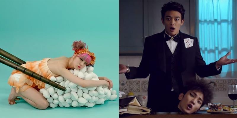 Những MV Kpop có concept... xem thuộc lòng mà chẳng mấy ai hiểu nổi