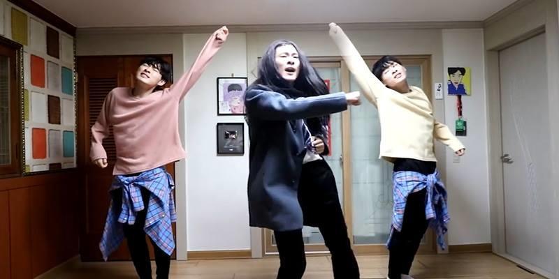 """Cười đau bụng với """"thánh"""" dược sĩ cover dance lầy nhất xứ Hàn"""