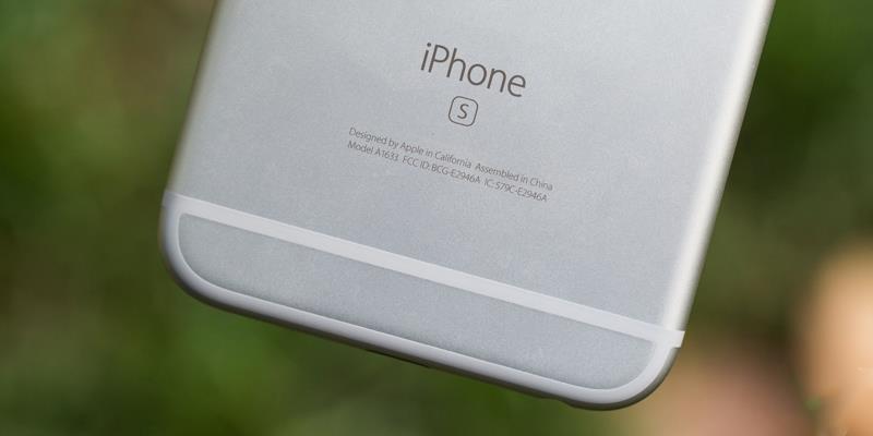 """Chữ """"S"""" trong các dòng điện thoại của iPhone có nghĩa là gì?"""