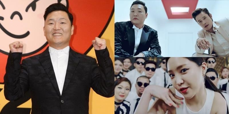 """Chưa kịp bứt phá, 5 ca khúc của PSY đã đồng loạt bị """"cấm cửa"""""""
