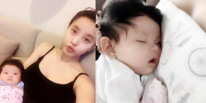 yan.vn - tin sao, ngôi sao - Bất ngờ khi lần đầu Hải Băng chia sẻ ảnh của con gái