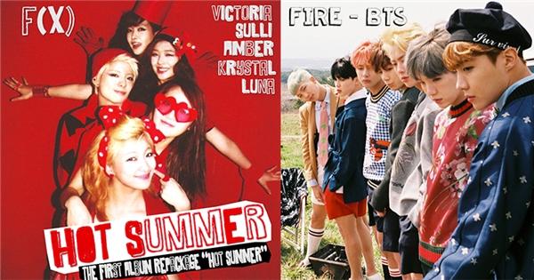 Với fan Kpop, 13 ca khúc này là nguyên nhân khiến mùa hè luôn cháy lửa