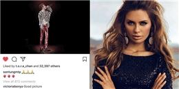 yan.vn - tin sao, ngôi sao - Trang phục của Sơn Tùng M-TP được cựu người mẫu Playboy khen ngợi
