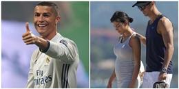 Sốc với tin Cristiano Ronaldo chào đón cặp song sinh nhờ đẻ thuê