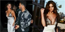 yan.vn - tin sao, ngôi sao - Selena Gomez hở táo bạo trên phố khiến The Weeknd cũng phải ngỡ ngàng
