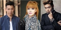 T.O.P và những ngôi sao mất sự nghiệp vì dính vòng lao lí