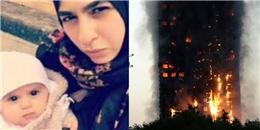 Vụ hỏa hoạn ở London: Bé gái 6 tháng tuổi tử vong trong vòng tay mẹ