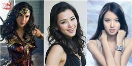 """Những hoa hậu Châu Á """"tung hoành"""" trên màn ảnh rộng"""