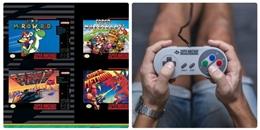 Super NES Classic: 'Tuổi thơ dữ dội đang ùa về'