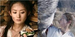 yan.vn - tin sao, ngôi sao - Ngỡ ngàng trước màn lột xác gai góc của Triệu Lệ Dĩnh trong phim mới