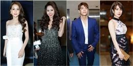 yan.vn - tin sao, ngôi sao - Dàn mỹ nhân Việt chưa chồng gợi cảm đi tiệc cùng Kang Tae Oh