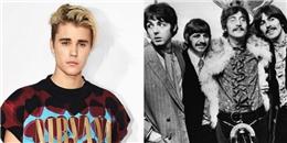 Vượt mặt The Beatles, Justin Bieber phá kỷ lục bảng xếp hạng Billboard