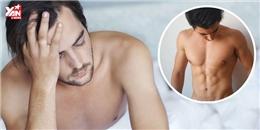 Cảnh báo: 5 dấu hiệu chứng tỏ bạn đang thiếu hormone nam tính