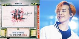 """yan.vn - tin sao, ngôi sao - Sốc với số gạo khủng fan """"quyên góp"""" cho concert của G-Dragon"""