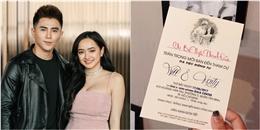Yêu cầu khắt khe với khách dự tiệc 'đính hôn' của Will - Kaity Nguyễn