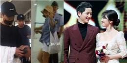 Rộ tin Song Joong Ki và Song Hye Kyo bí mật hẹn hò tại Bali