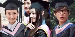 Thích thú ngắm ảnh thuở tốt nghiệp ngây thơ của sao Hoa ngữ