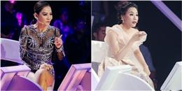 Thu Minh phủ nhận 'đá xéo' Hồ Quỳnh Hương trên sóng truyền hình