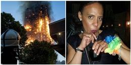 Bà mẹ xả nước ngập phòng cứu cả nhà thoát chết vụ cháy chung cư London