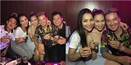Đây chính là hội những người bạn thân 'quyền lực nhất showbiz Việt'