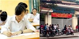 Sĩ tử TP.HCM bước vào ngày thi đầu tiên của kì thi THPT Quốc gia 2017