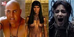 """Những xác ướp nổi tiếng làm nên thương hiệu """"The Mummy"""""""