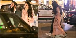 """yan.vn - tin sao, ngôi sao - Đạo diễn """"Kong"""" nắm tay, ôm eo Trương Nhi đi chơi khuya"""