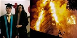 Chàng trai cõng mẹ chạy bộ 24 tầng để thoát khỏi đám cháy chung cư