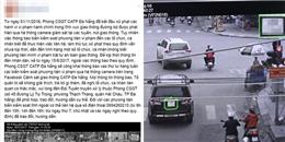 CSGT Đà Nẵng công khai phương tiện vi phạm giao thông trên mạng xã hội