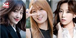 """Những sao Kpop là các """"Nữ thần trong truyền thuyết"""" của fan-girl"""