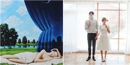 Khám phá phong cách yêu qua bức tranh người phụ nữ đang nằm