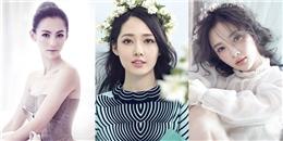 Ngây ngất nhan sắc những 'bông hồng lai' của làng giải trí Hoa ngữ