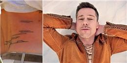 yan.vn - tin sao, ngôi sao - Brad Pitt xóa những hình xăm liên quan tới Angelina Jolie
