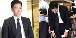 Clip T.O.P cúi đầu xin lỗi công chúng và đối diện án 10 tháng tù giam