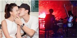 yan.vn - tin sao, ngôi sao - Huỳnh Anh đi xem pháo hoa cùng