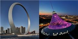 Những công trình kiến trúc vượt mọi giới hạn của trí tưởng tượng
