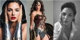 Những khoảnh khắc của Wonder Woman khiến fan tan chảy