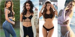 Bỏng mắt trước thân hình nuột nà của 4 mỹ nhân Instagram