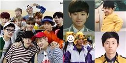 11 thành viên Wanna One lộ ảnh lúc nhỏ siêu đáng yêu