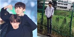 yan.vn - tin sao, ngôi sao - Cười ngất với phản ứng của Chan Yeol khi Baek Hyun khoe ảnh cao 1m90