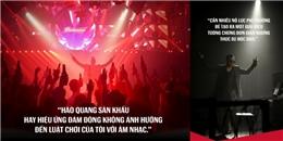 Touliver: 'Hào quang sân khấu không ảnh hưởng luật chơi của tôi'