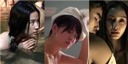 Những nữ thần màn ảnh châu Á gây sốt với cảnh nóng bỏng mắt