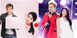 yan.vn - tin sao, ngôi sao - Cuối cùng G-Dragon và IU cũng chịu biểu diễn Palette trên sân khấu