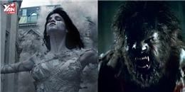 """Những quái nhân góp mặt trong """"Vũ trụ đen tối"""" của Universal"""
